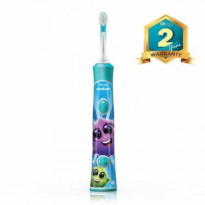 Philips Sonicare HX6321 Kids Electric Toothbrush