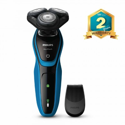 Philips Shaver S5050 (Rechargeable) 5-direction Flex Heads Electric Shaver