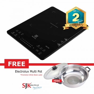 Electrolux Portable Induction Cooktop ETD42SKA (2100W) Induction Cooker