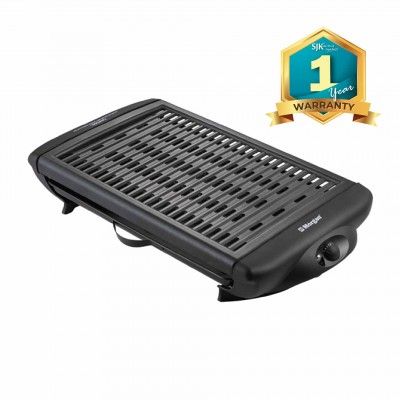 Morgan Electric Grill Pan MPG-2898 (1300W) Non-Stick Heating Plate